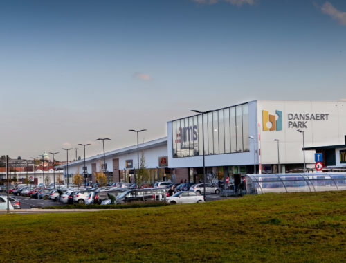 Successful opening of MITISKA REIM's Dansaert Retail Park in Brussels (BE)