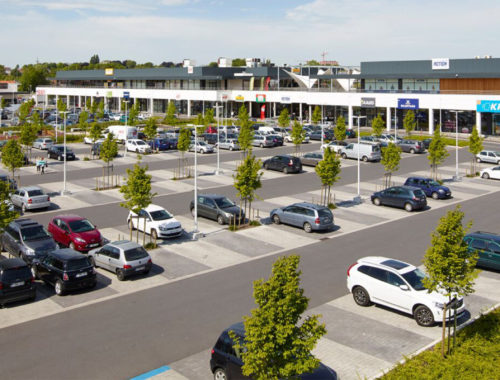 Successful opening of MITISKA REIM's 22,000m² retail park in Mouscron, Belgium