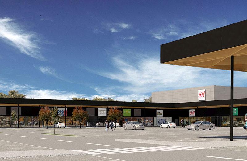 B1 Retail Park Bistrita