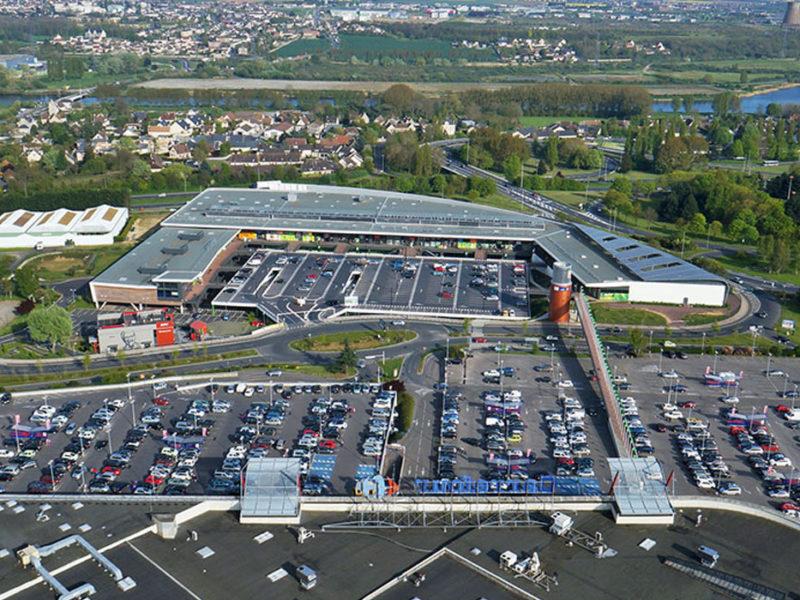 Retail Parc Val Saint-Clair