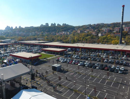 Mitiska REIM and Poseidon Group open two new retail parks in Serbia