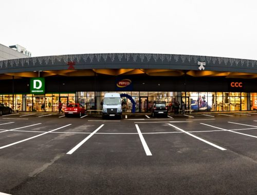 Mitiska REIM announces the opening of two new retail parks in Romania