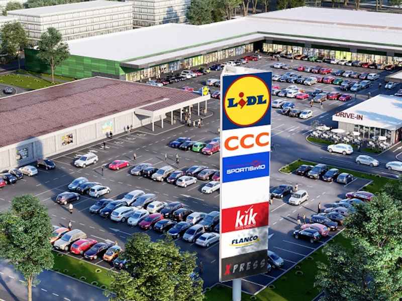 Mitiska REIM accelerates investment in Romania with 3 new retail parks opened in 2019