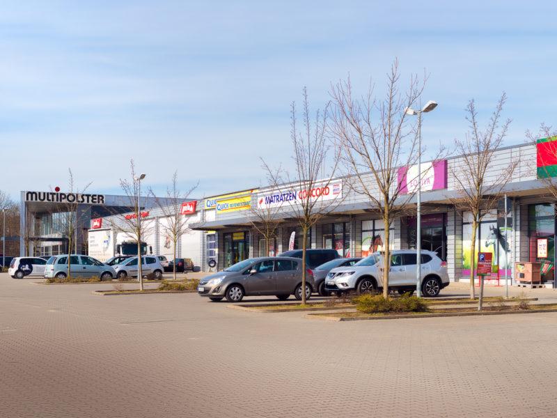 Mitiska REIM sells German retail park to ZREV