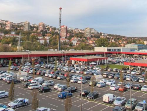 Mitiska REIM and Poseidon Group sell Belgrade's largest retail park to BIG Group