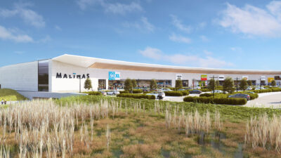 Mitiska REIM commences construction on the most sustainable retail park in Belgium