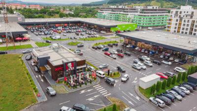 "Mitiska REIM receives ""Very Good"" BREEAM certifications for five Romanian retail parks"