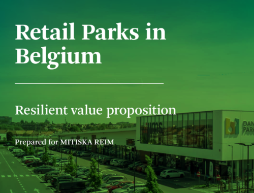 CBRE study finds retail parks are the most resilient retail format during the COVID-19 pandemic