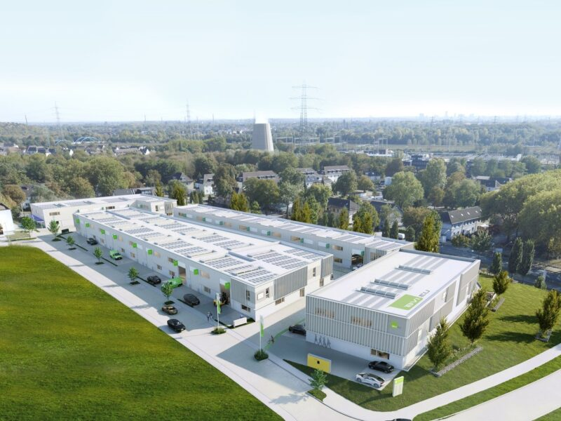 Mitiska REIM partners with BVI.EU to develop new multi-let light industrial project in Germany